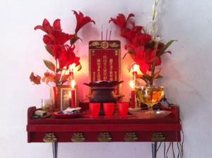 Tata Cara Menentukan Arah Altar Sembahyang
