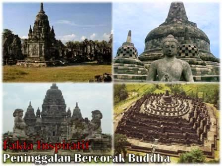 4 Peninggalan Sejarah Bercorak Buddha