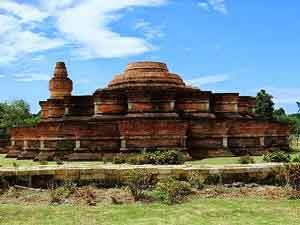Candi Buddha yang ada di Indonesia
